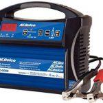 エーシーデルコ(ACDelco) バッテリー充電器