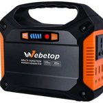 Webetop 155wh ポータブル電源